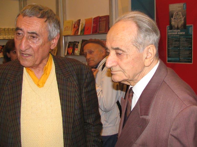 С Анатолием Алексиным