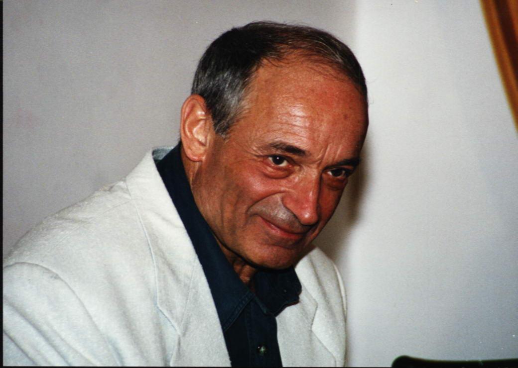 Валя Гафт в гостях у журнала БАЛАГАН