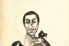 Дружеский шарж М. Ушаца