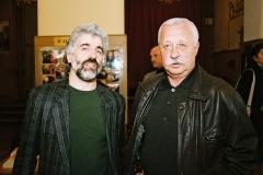 Валерий Краснопольский и Леонид Якубович.